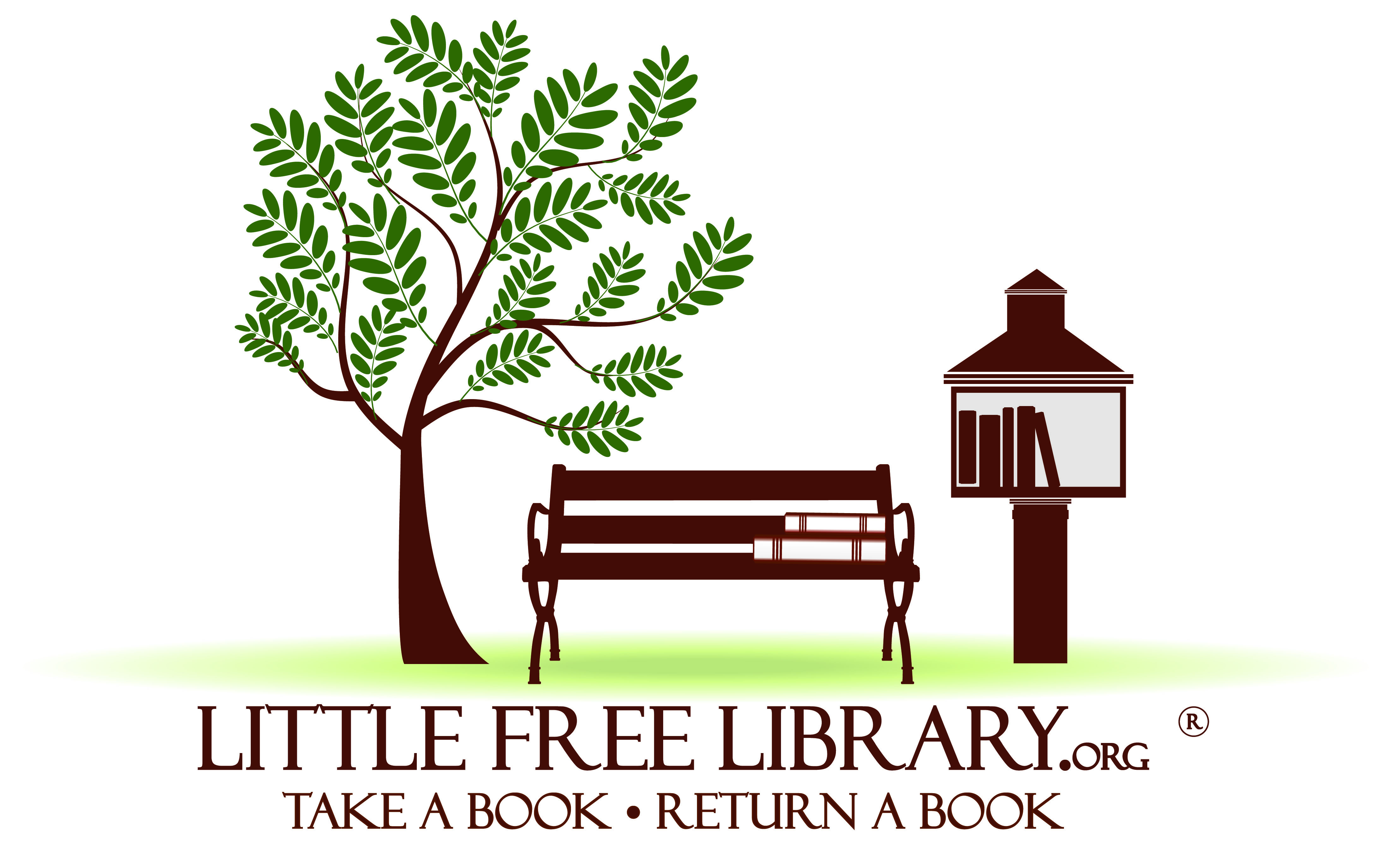 Little Free Library Take a Book Return a Book